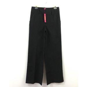 NWT Catherine Malandrino Striped Wide Leg Pants